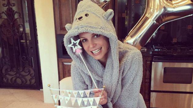 Britney Spears estuvo de cumpleaños y así fue como lo celebró [FOTOS]