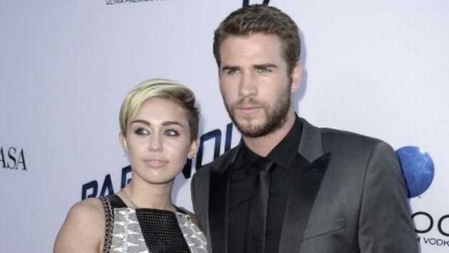 No vas a creer lo que Miley Cyrus y Liam Hemsworth tienen en común