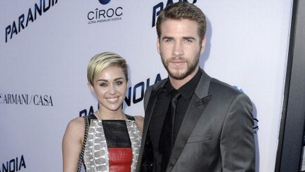 Liam Hemsworth justificó de esta manera haber terminado con Miley Cyrus