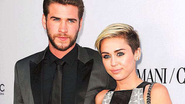 OMG! Miley Cyrus ayudó a Liam Hemsworth a adoptar a una mascota