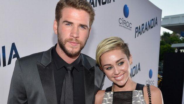 Miley Cyrus y Liam Hemsworth confirmaron su reconciliación [FOTOS]