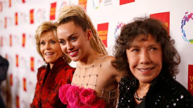 Miley Cyrus y el gran problema que descubrió con su pelo teñido de rubio