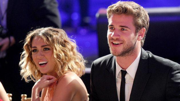 ¡Miley Cyrus y Liam Hemsworth ya no temen mostrarse juntos en público! [FOTOS]