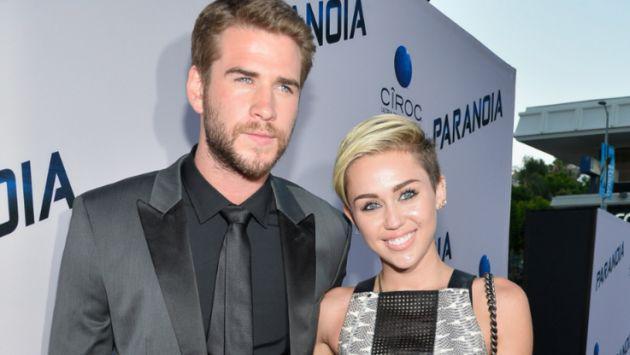 ¿Miley Cyrus retomó su relación con Liam Hemsworth?