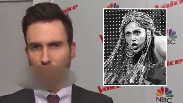 OMG! Esto es lo que piensa Adam Levine de Miley Cyrus [VIDEO]