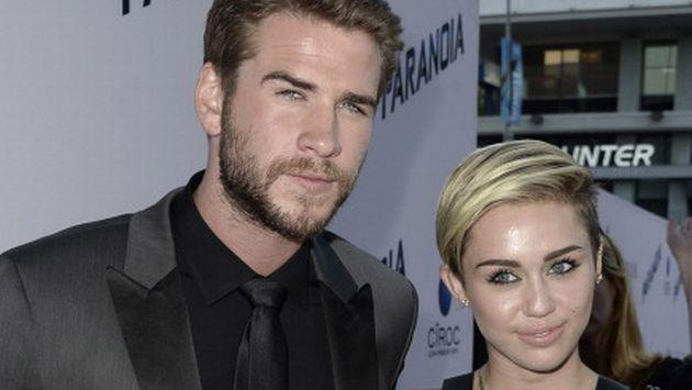 Miley Cyrus y Liam Hemsworth cantan a dúo canción de Justin Bieber [VIDEO]