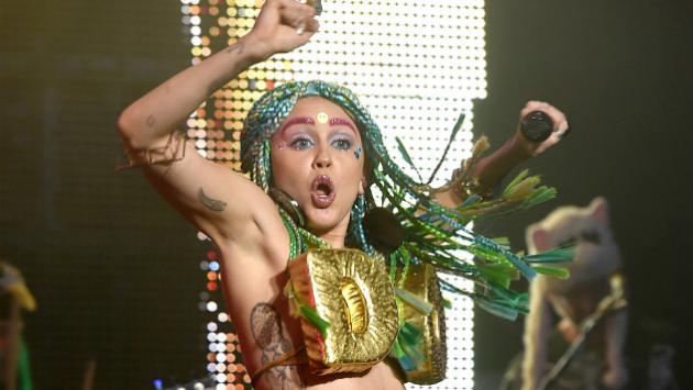 Woody Allen explica por qué escogió a Miley Cyrus para su nueva serie