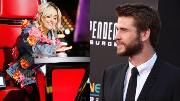 Liam Hemsworth ya no puede estar separado de Miley Cyrus. ¡Mira lo que hizo esta vez!