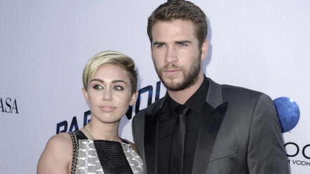 Miley Cyrus oficializó su relación con Liam Hemsworth de esta manera [FOTO]