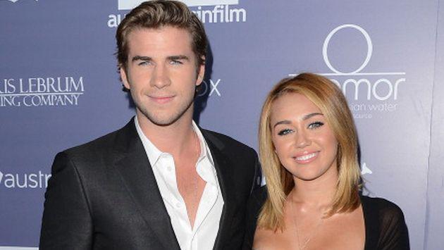 Miley Cyrus y Liam Hemsworth presumen su amor y vuelven a aparecer juntos [FOTOS]