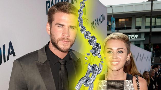 Miley Cyrus, Liam Hemsworth y la fuerte pelea que los habría llevado a cancelar su boda