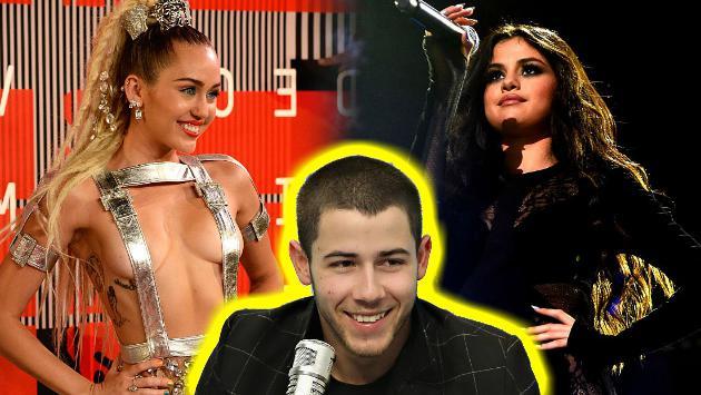 ¿¡Quéeee!? ¿Que Nick Jonas confesó que hacía qué con Miley Cyrus y Selena Gomez? [VIDEO]
