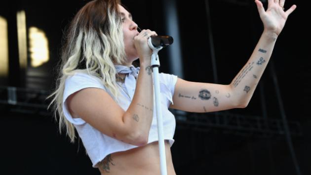 ¿Sabes cuántos tatuajes tiene Miley Cyrus? Descúbrelo aquí