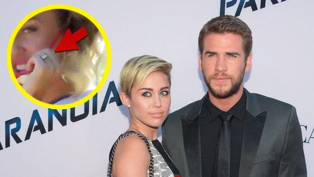¿Miley Cyrus y Liam Hemsworth ya se casaron y no nos dijeron nada?