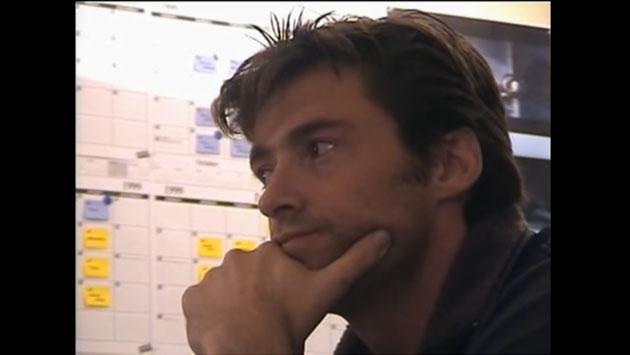 Mira a Hugh Jackman en su primer casting como Wolverine en 1999 [VIDEO]