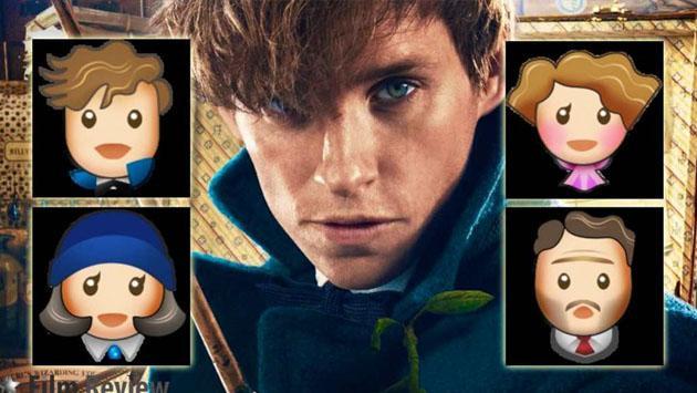 Mira cómo conseguir los emojis de la película 'Fantastic Beasts'