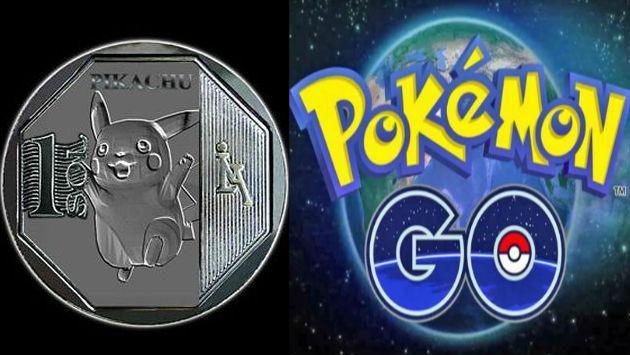 ¿Se viene una moneda de un sol con diseño de Pokémon?
