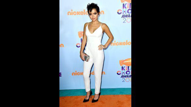 Kids Choice Awards: Conoce a Isabela Moner, actriz de origen peruano que brilló en la gala [FOTOS]