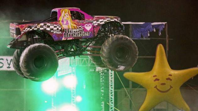 Monster Trucks con 20% de descuento hasta el 31 de marzo