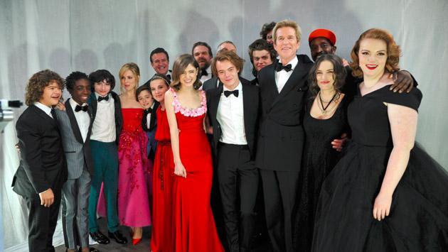 Netflix, el verdadero gran ganador de los SAG Awards [FOTOS]