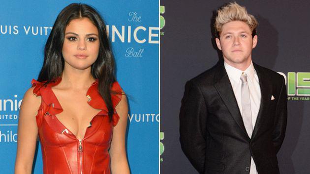 ¿Niall Horan no puede olvidar a Selena Gomez?