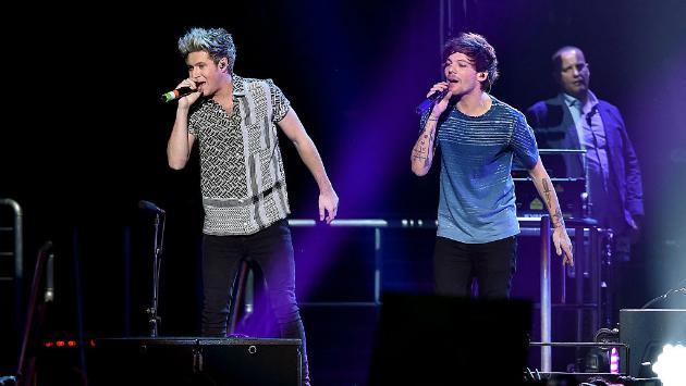 Sin One Direction, Niall Horan y Louis Tomlinson se reencuentran, ahora como rivales