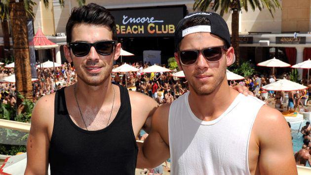 Nick y Joe Jonas tuvieron el gesto más tierno que solo dos hermanos pueden tener [FOTOS]
