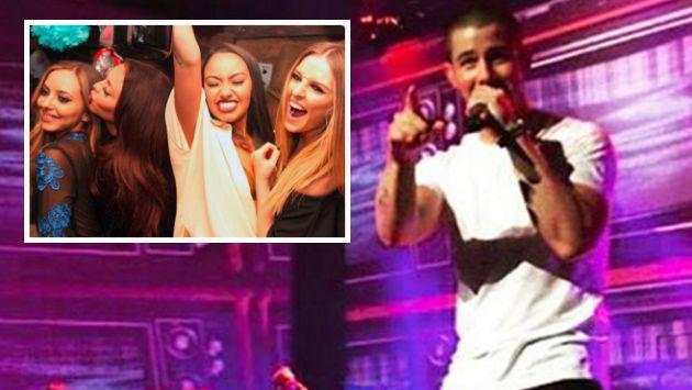 Nick Jonas estaría tras los pasos de una de las chicas de Little Mix