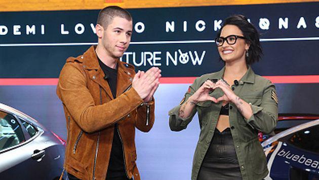 Nick Jonas confesó el gran sacrificio que tuvo que hacer por Demi Lovato