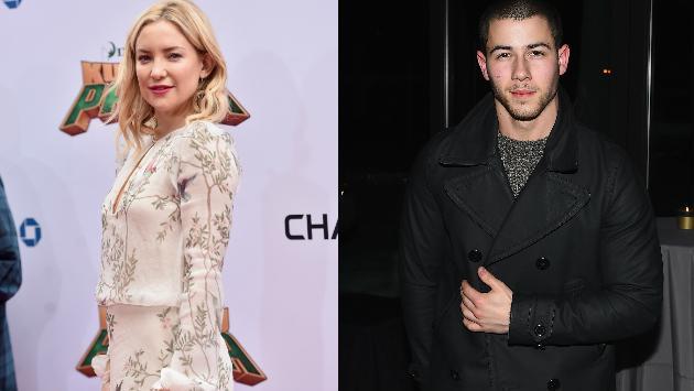 ¿Kate Hudson quiso llamar la atención de Nick Jonas con esta sexy foto?