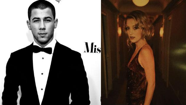 OMG!! Nick Jonas y Kate Hudson empezaron juntos el año!!!