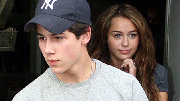 Nick Jonas recordó nuevamente el romance que tuvo con Miley Cyrus