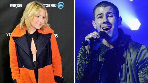 ¡Nick Jonas y Kate Hudson se reencontraron en una fiesta!