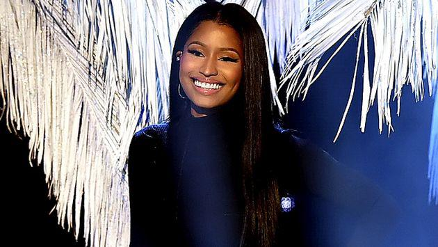Nicki Minaj celebró récord histórico con este 'twerking' [VIDEO]
