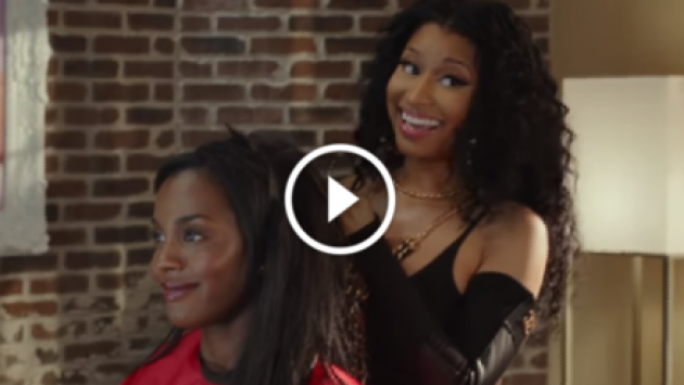 Nicki Minaj en el cine. ¡Mira el trailer de 'Barbershop 3: The Next Cut'! [VIDEO]