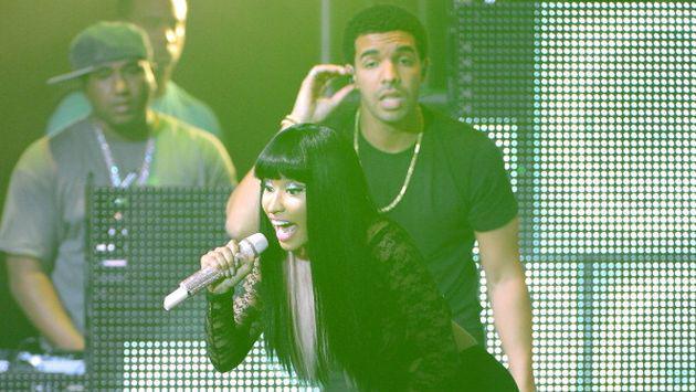 OMG! ¿Drake está coqueteando con Nicki Minaj?