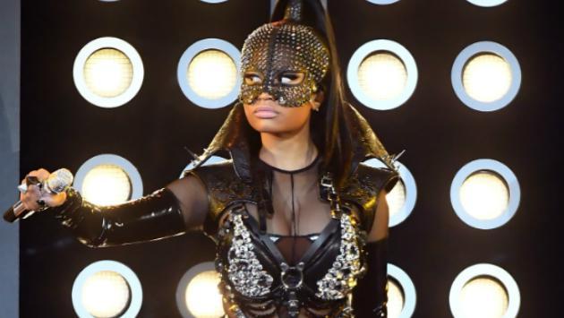 Nicki Minaj estuvo en los 'NBA Awards 2017' y así fue su presentación [VIDEO]