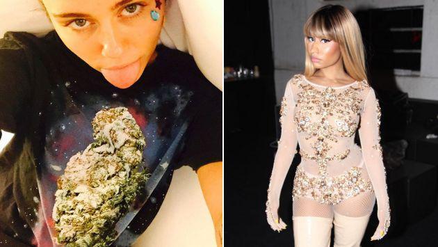 Nicki Minaj vuelve a atacar a Miley Cyrus. ¡Esto fue lo que le dijo!