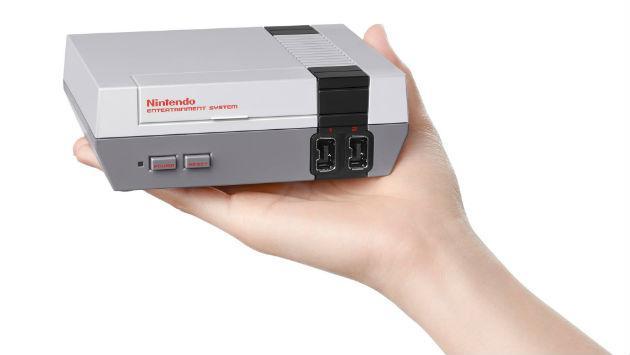 OMG! El Nintendo regresa gracias el NES Classic Edition