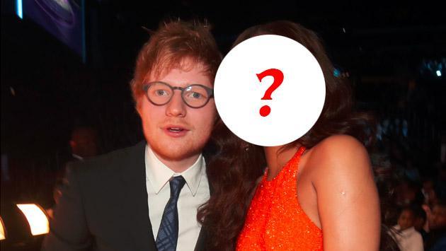 No creerás con quién pasó Ed Sheeran el San Valentín