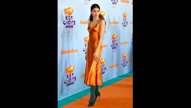 No creerás lo barato que fue el vestido de Zendaya en los Nickelodeon Kids' Choice Awards