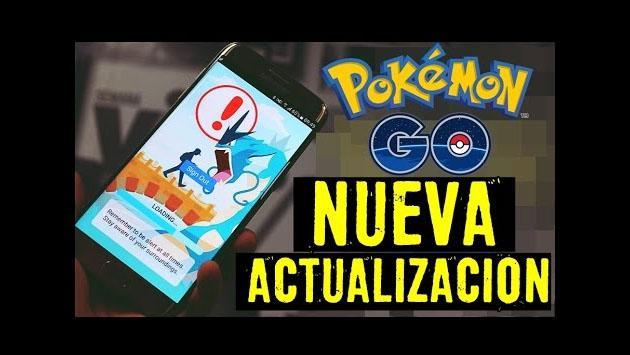 La nueva actualización de 'Pokémon GO' ya está aquí y trae estas novedades