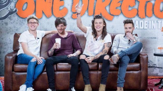 ¿One Direction y Enrique Iglesias juntos para grabar canción?