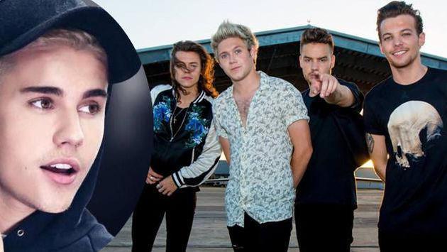 ¡'Made in the A.M' de One Direction superó al 'Purpose' de Justin Bieber!