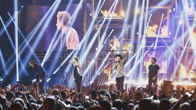 OMG! Se filtraron imágenes del videoclip de 'Infinity' de One Direction. ¡Chécalas!