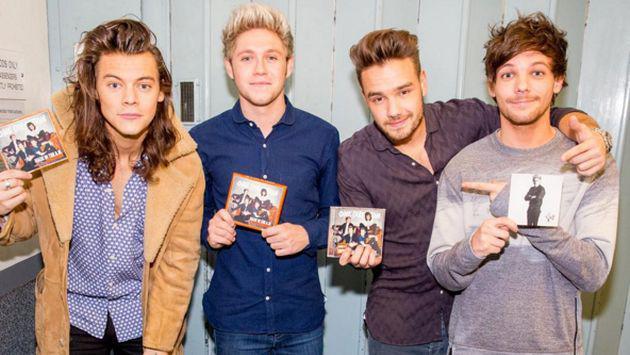 ¿Cuál de los integrantes de One Direction está obsesionado con Harry Potter? [FOTO]