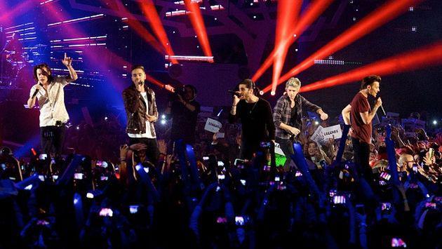 ¡One Direction se reúne... pero para lidiar con este problema!