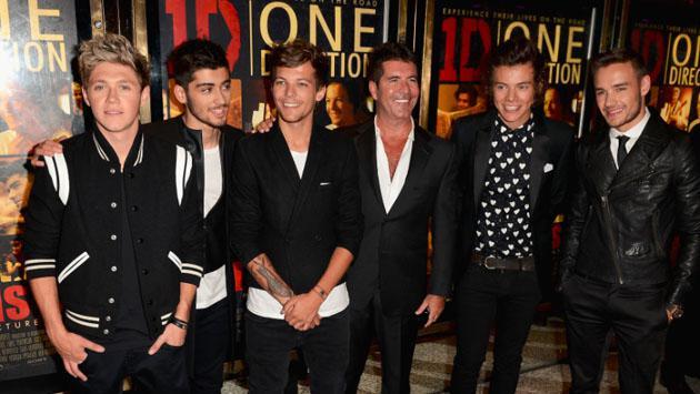 ¿A quién de One Direction prefiere más Simon Cowell? Esta es la respuesta