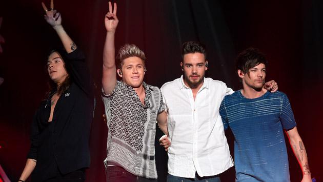 One Direction es el rey de la recaudación en Europa