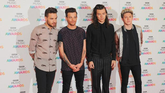 One Direction tendría una pequeña reunión en un escenario. Mira dónde y cuándo aquí